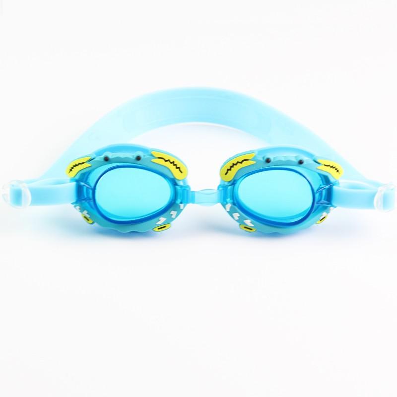 马博士(L)--螃蟹泳镜(蓝)1个/盒
