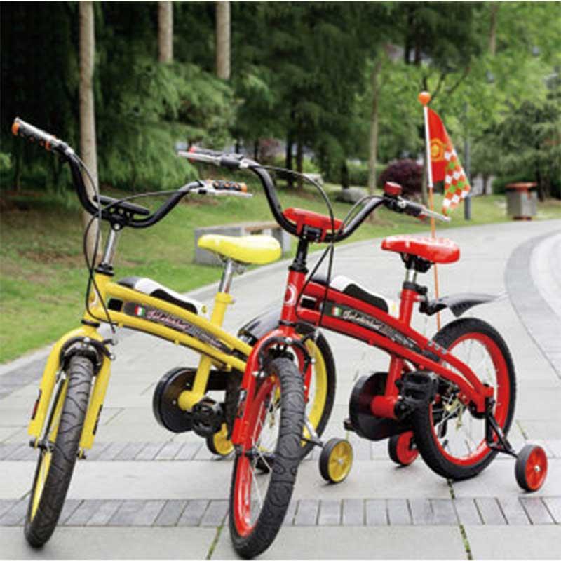 小金童法拉利自行车  14寸 男 5-8岁