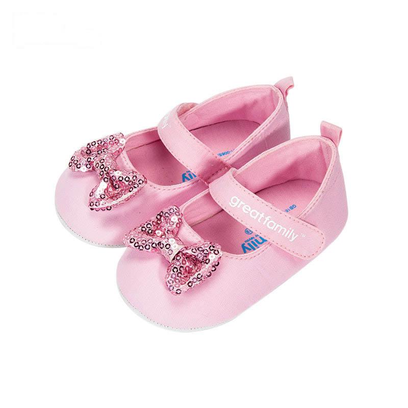 歌瑞家女婴公主宝宝鞋