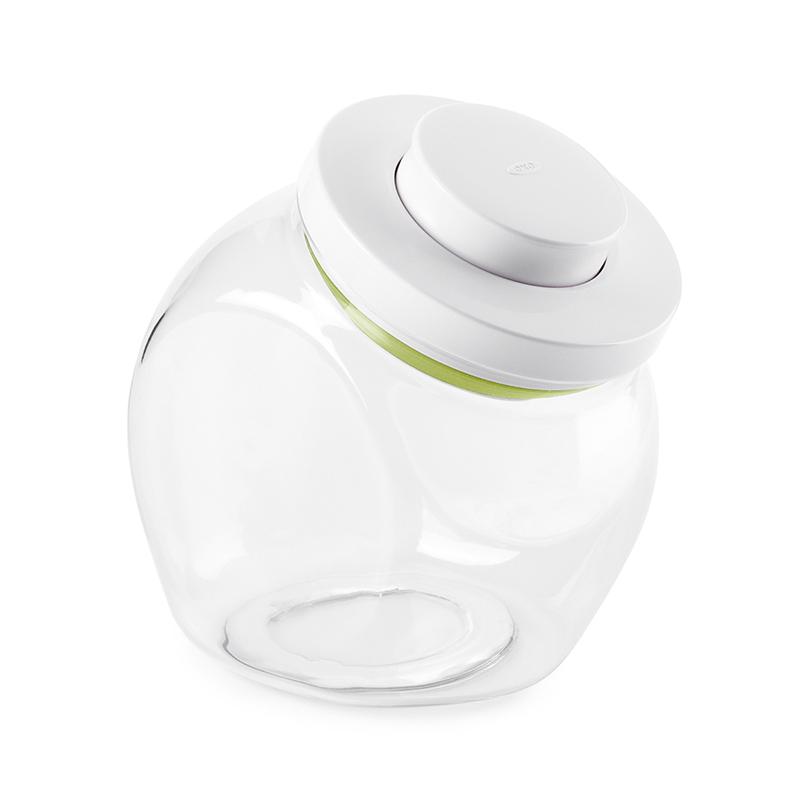 OXO圆角防潮储存罐(2.3l)