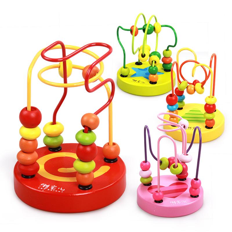 特宝儿(Topbright)形状认知缤纷铁线圈 精细动作锻炼绕珠玩具儿童早教益智(1岁及以上适用)120159