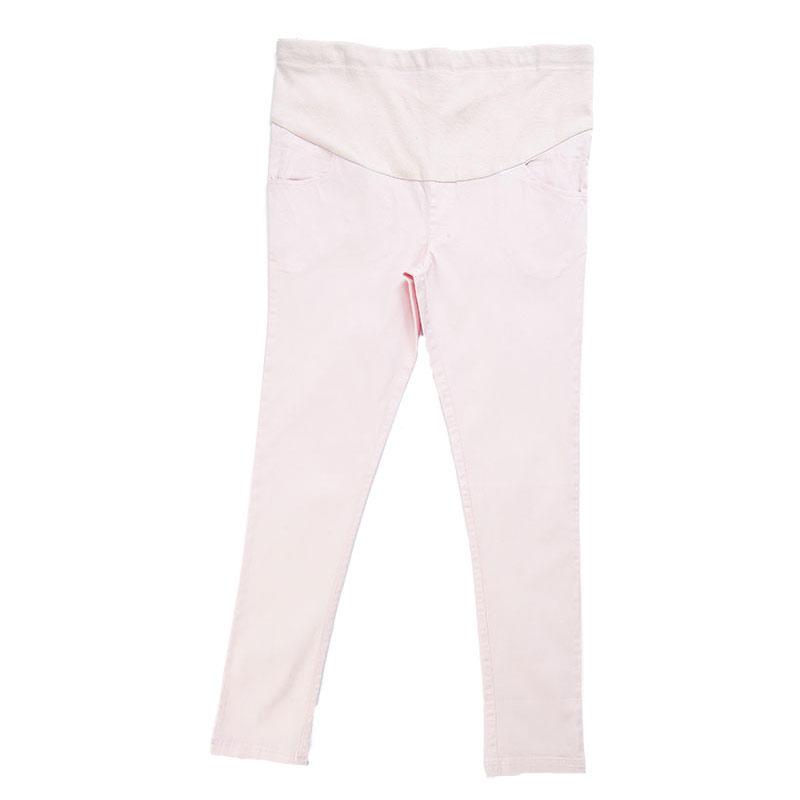 歌瑞妈妈(孕外)--铅笔裤GM131-079KA粉XL条