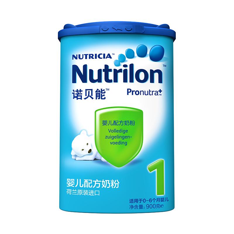 诺优能婴儿配方奶粉(0-6月龄,1段)
