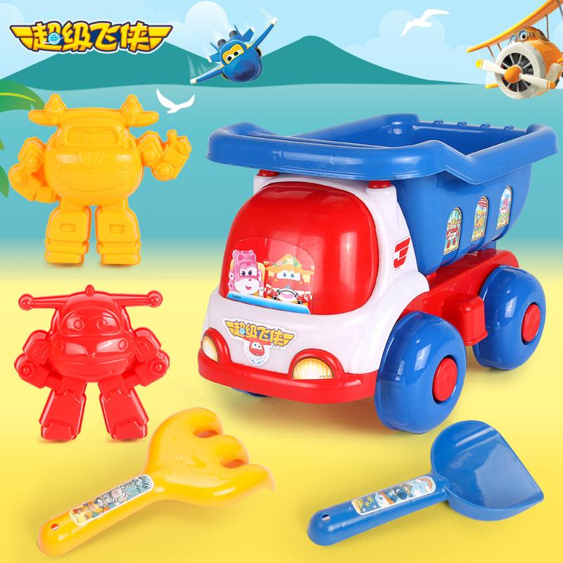 超级飞侠小沙滩车