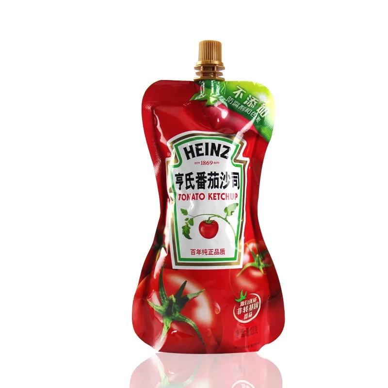 亨氏Heinz番茄酱320g袋