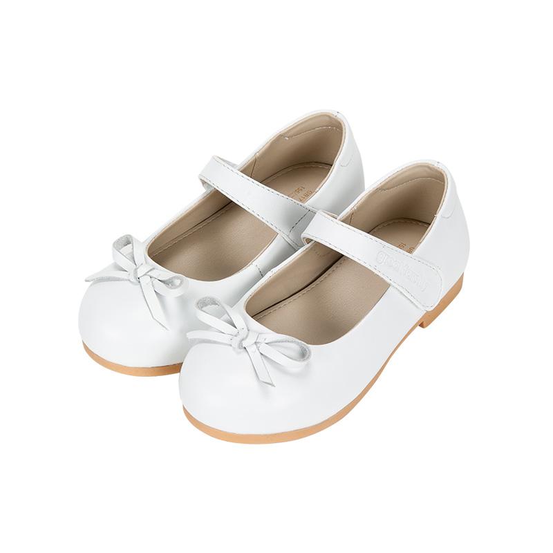 歌瑞家女婴公主鞋白