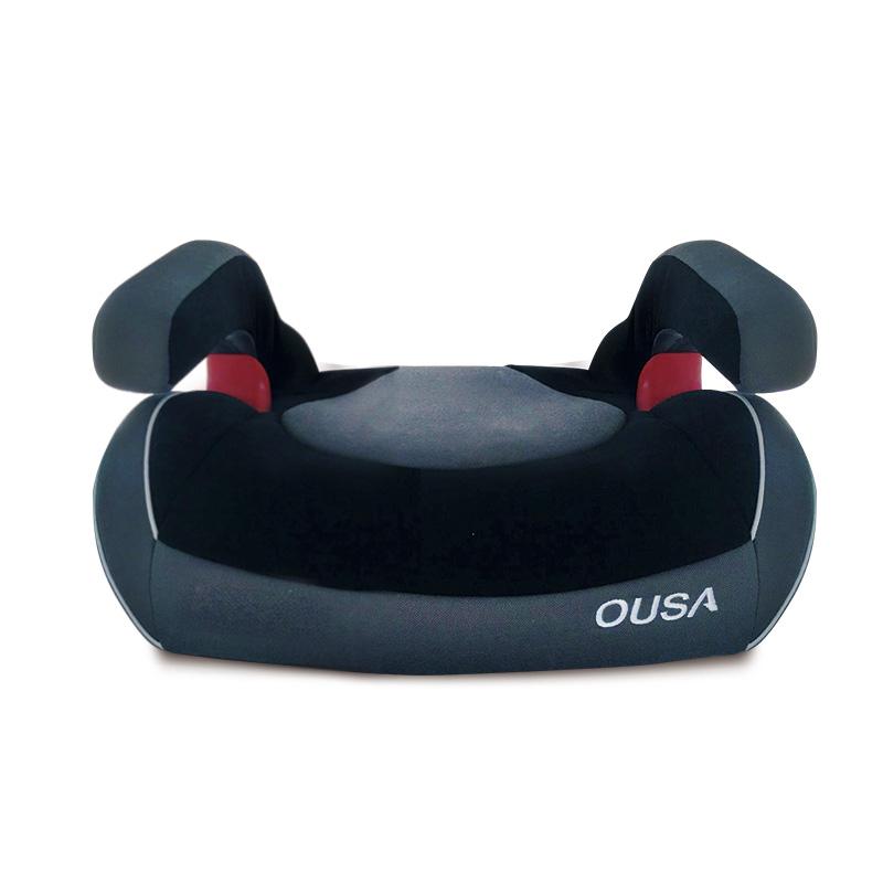OUSA欧萨-儿童安全座椅垫典雅黑15-36kg