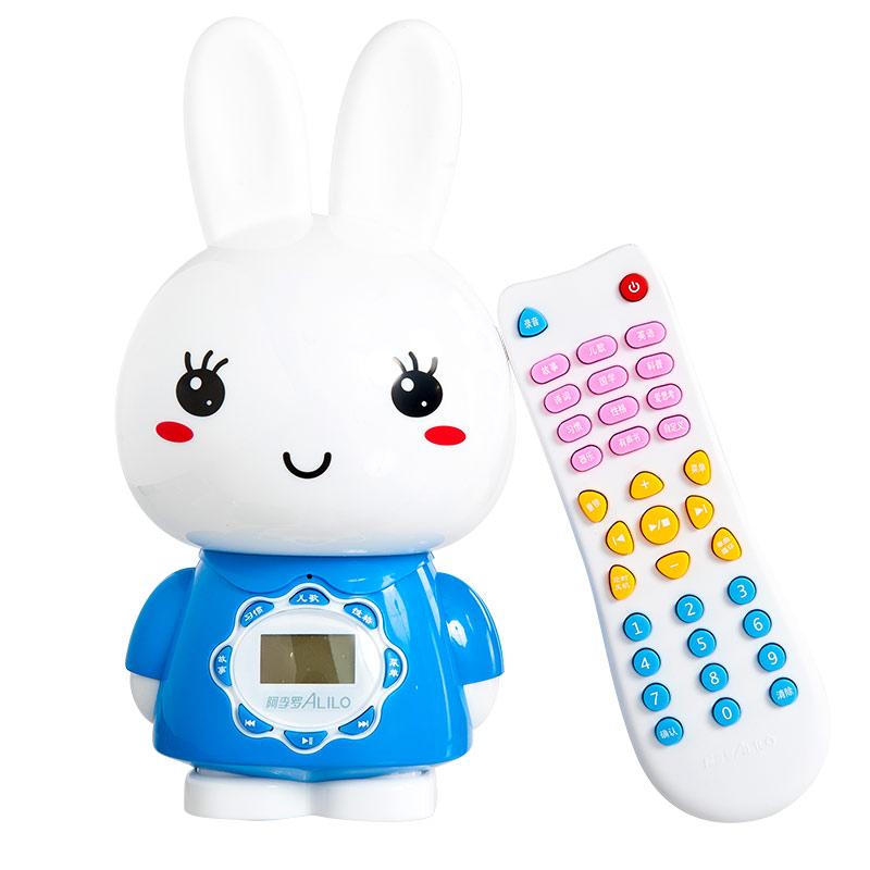 阿李罗火火兔儿童早教故事机 G7-4G 可下载 可充电 可遥控