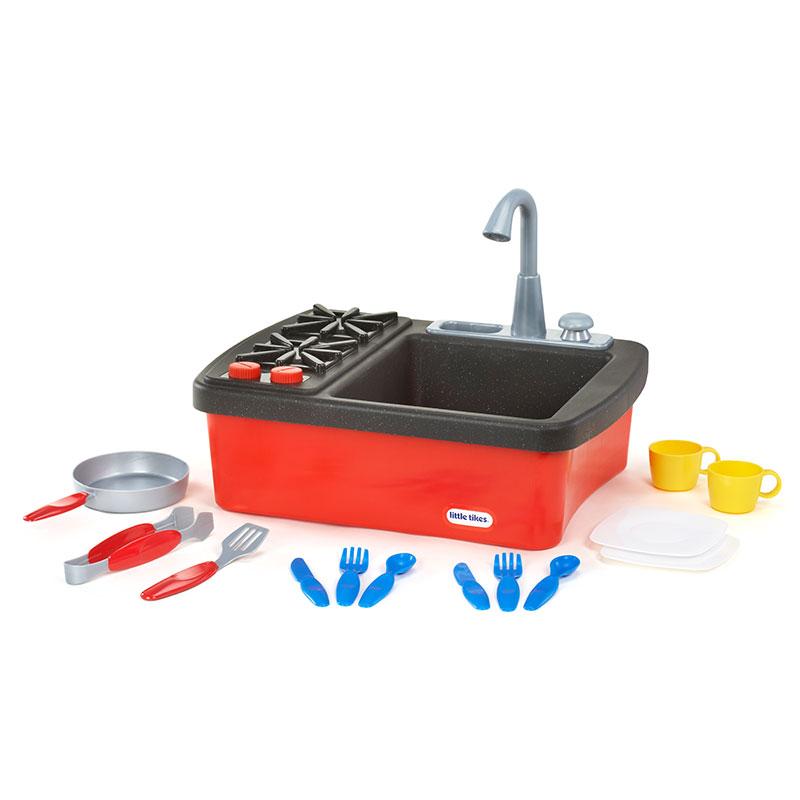 小泰克(Littletikes)欢乐戏水小厨房