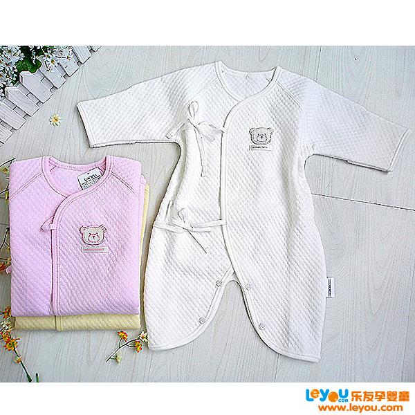 皇家宝贝--连身和尚服(粉色)59/44