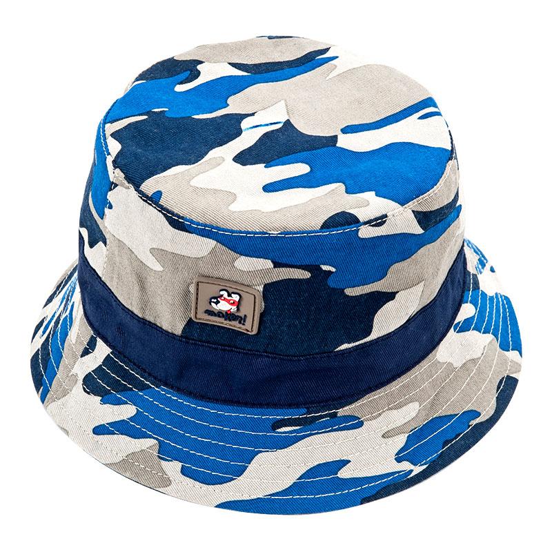 歌瑞家男童蓝色盆帽