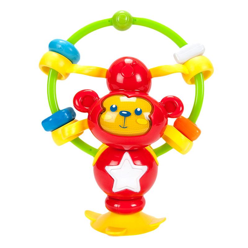 字母-猴子摇铃