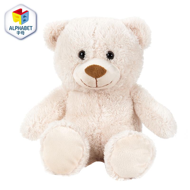 字母(ALPHABET)-熊(22cm)