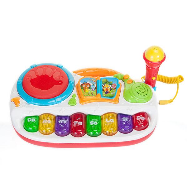 五星多功能学习琴  儿童音乐启蒙  钢琴电子琴麦克风