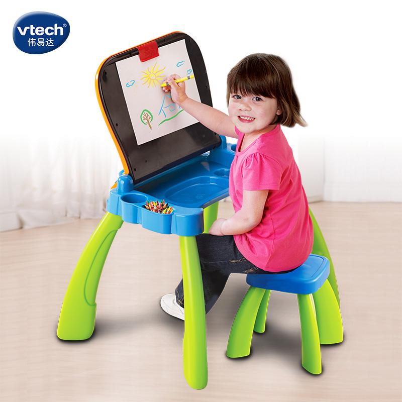 伟易达(vtech)点触学习桌
