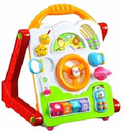澳贝(Auby)婴幼儿早教益智多功能学习桌玩具礼物启智系列