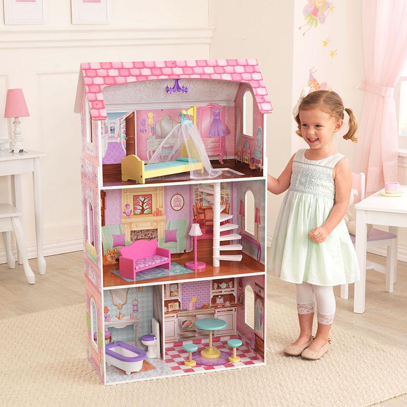 KidKraft潘妮洛浦娃娃屋