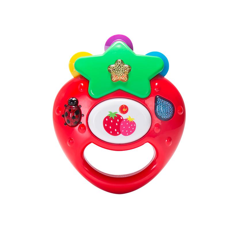 豪元-草莓摇铃