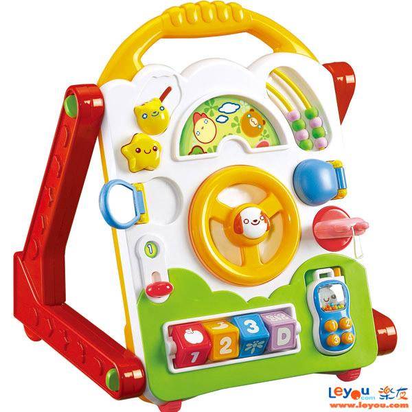 澳贝婴幼儿早教益智多功能学习桌玩具礼物启智系列