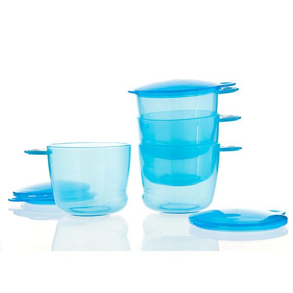 英国韦特儿Vital安全PP材质不含双酚A多功能食物储存罐