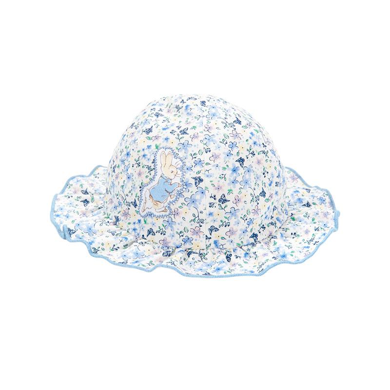 歌瑞凯儿女童碎花盆帽GB161-034A花色42cm顶