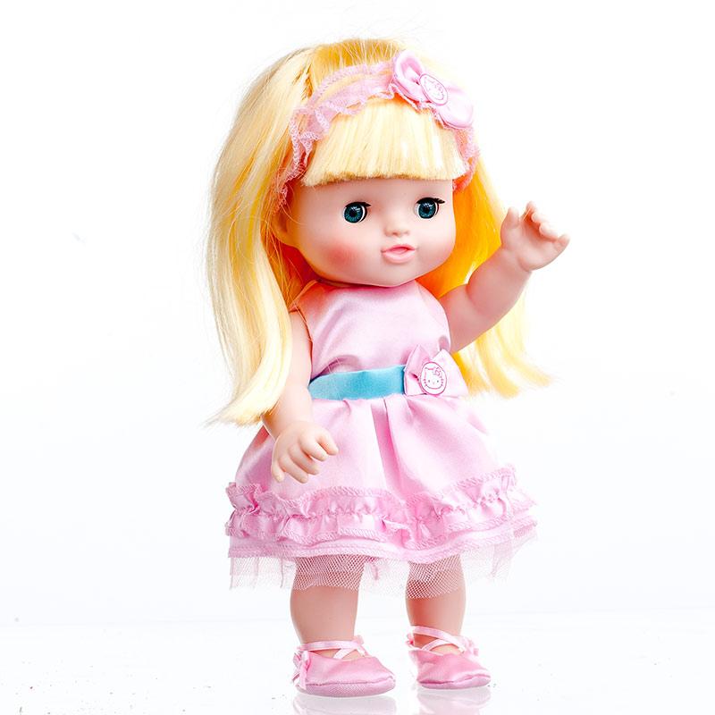 星月芭蕾Kitty小璐宝女孩玩具换装娃娃