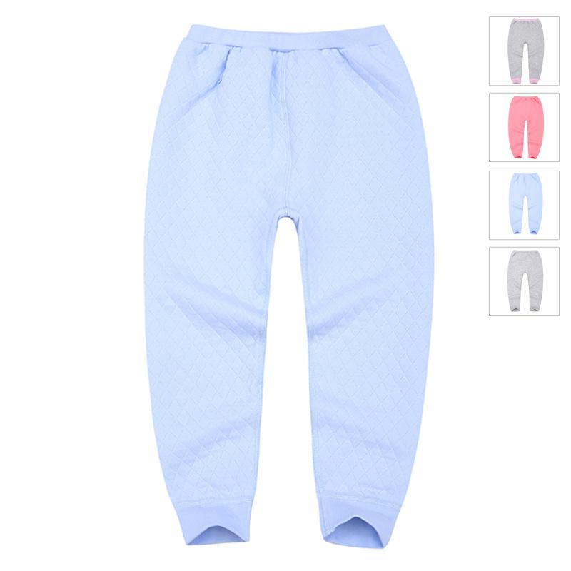歌瑞家(厚三保暖系列)长裤蓝
