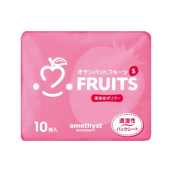 大卫Amethyst水果卫生巾混色S10片/包