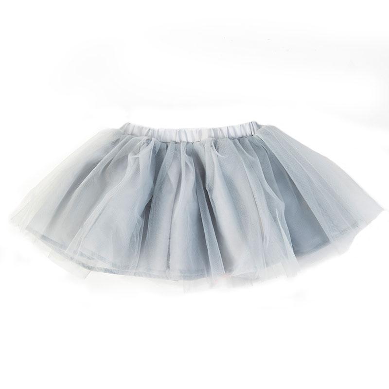 歌瑞家A类女童百搭蓬蓬短裙二色可选