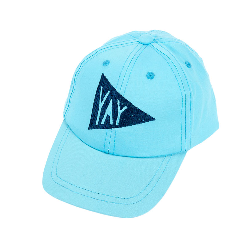 歌瑞凯儿男童棒球帽GB161-041A蓝46cm顶