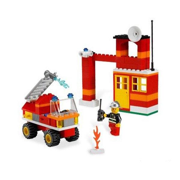乐高--消防局