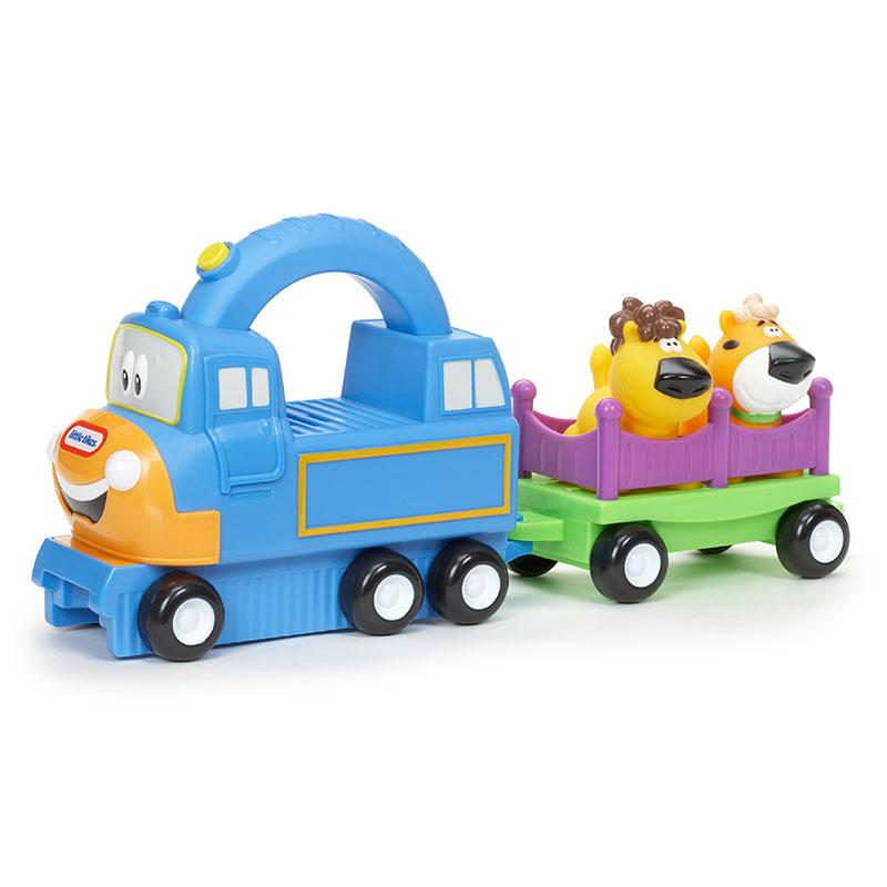 小泰克(Littletikes)音乐运输小火车