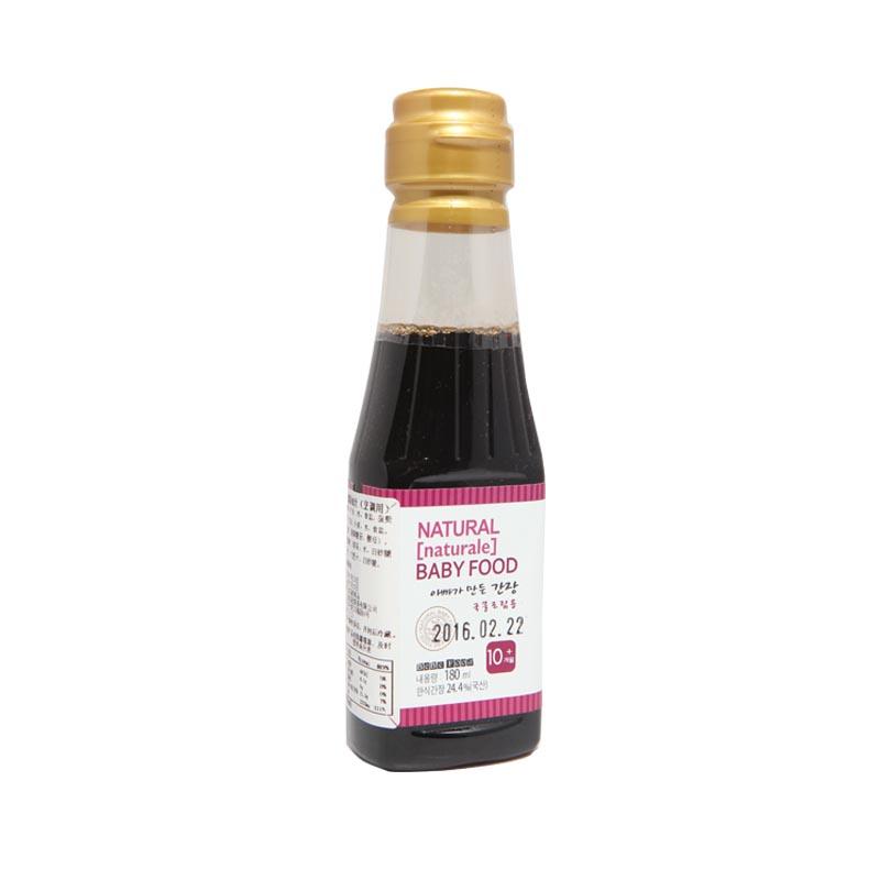 宝宝福德酱油汁(烹调用)180ml瓶