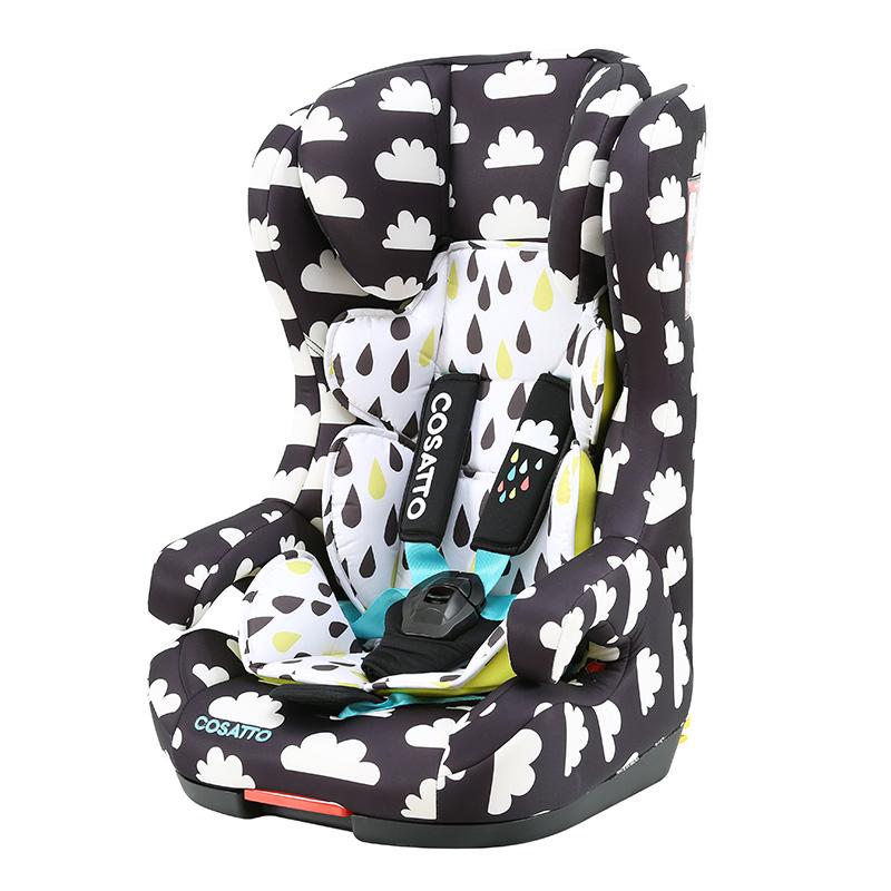 COSATTO-HUBBUB ISOFIX儿童汽车安全座椅9个月-12岁云朵CLOUD 9