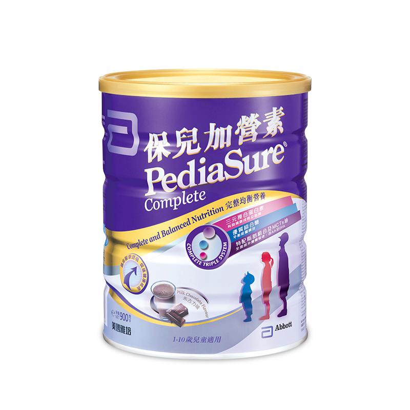 【乐海淘】港版雅培保儿加营素婴幼儿特殊配方奶粉巧克力味900g桶保税区发货