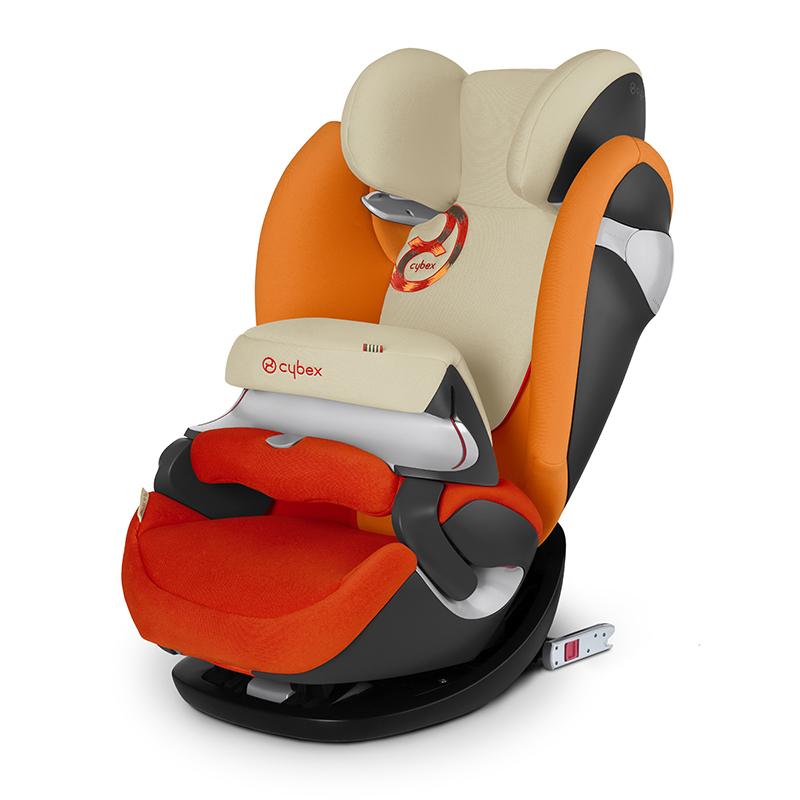 赛百斯-CYBEX Pallas 派乐斯M-FIX儿童安全座椅 金 9个月-12岁