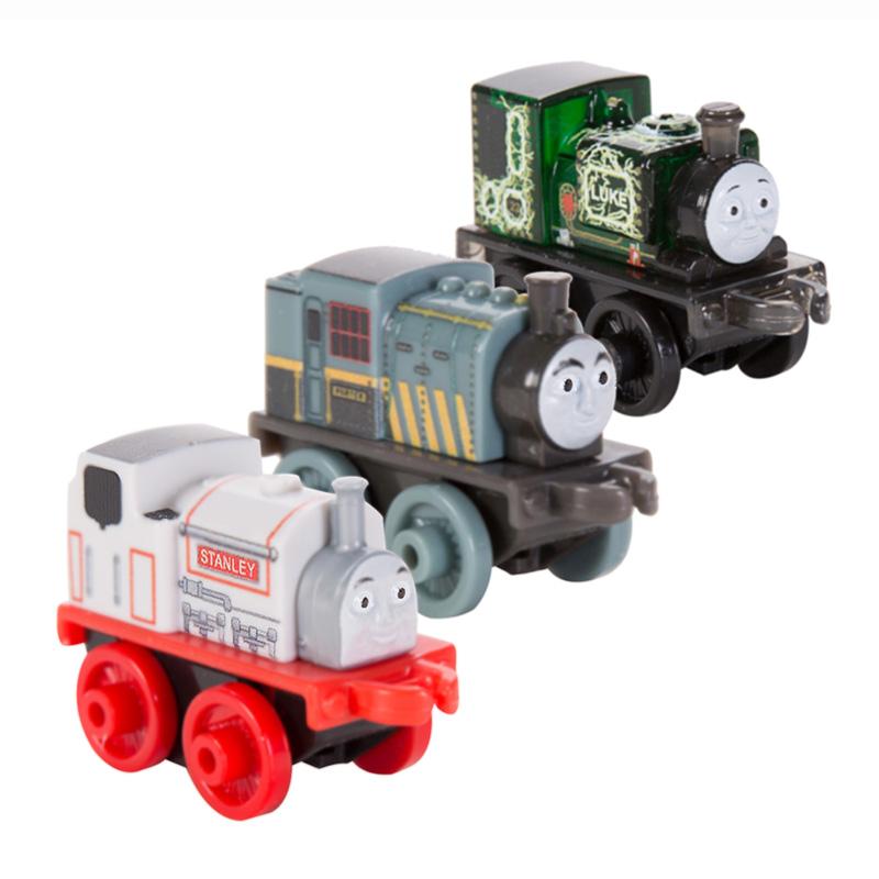 托马斯和朋友之迷你小火车三辆装