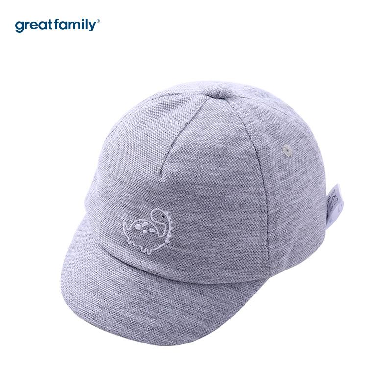 歌瑞家A类男童灰色棒球帽