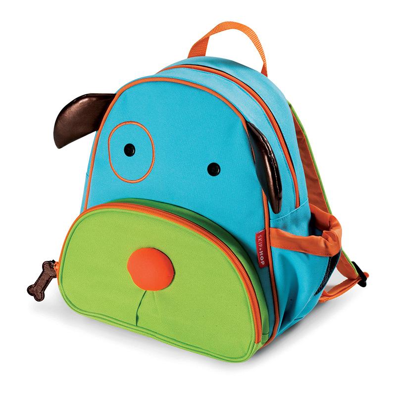 【乐海淘】美国SKIPHOP可爱动物园小童背包-小狗香港直邮