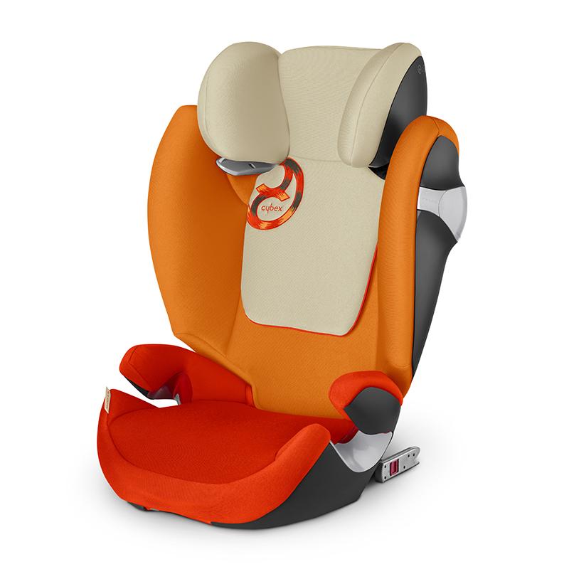 赛百斯-CYBEX Solution瑟洛逊M-FIX儿童安全座椅 金3-12岁