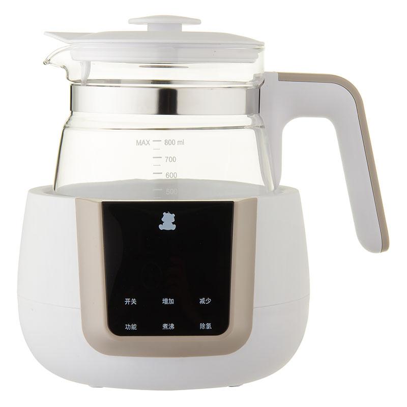 小白熊智能触控恒温调奶器 冲泡奶粉机 800ml HL-0856