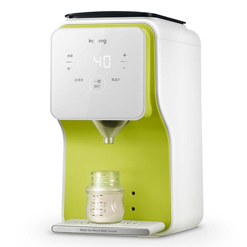 婴萌智能配奶机Milking-茶绿