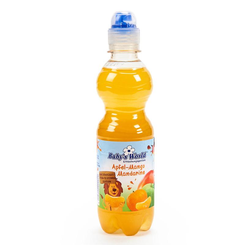 德国Baby'sworld-苹果芒果柑橘汁饮料