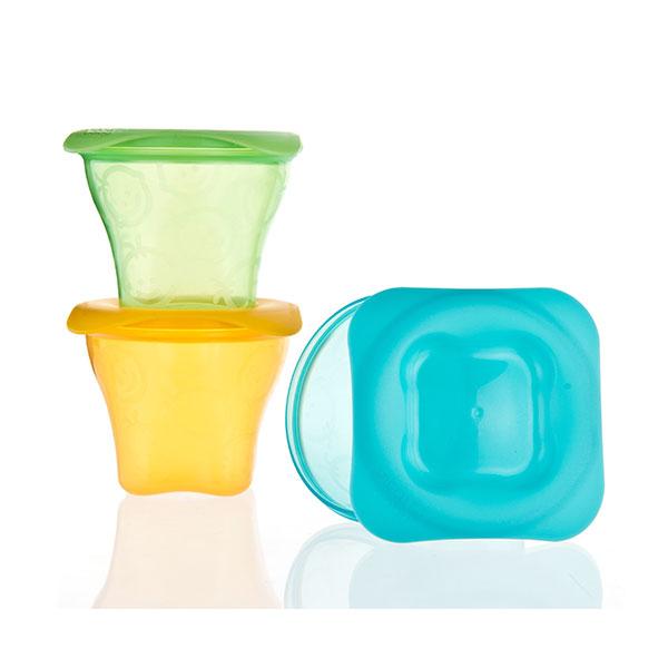英国韦特儿Vital安全PP材质不含双酚A基础食物罐
