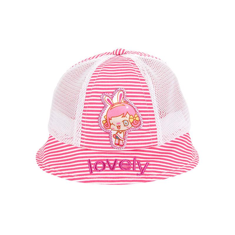 歌瑞家女童盆帽