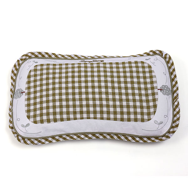 良良(新)--婴幼儿护型保健珍珠枕(0-3岁)绿LLA02-1G绿混码个