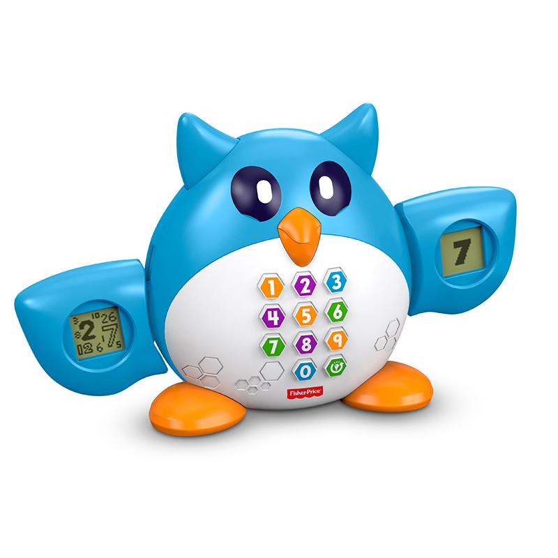 费雪(FisherPrice)数学博士猫头鹰
