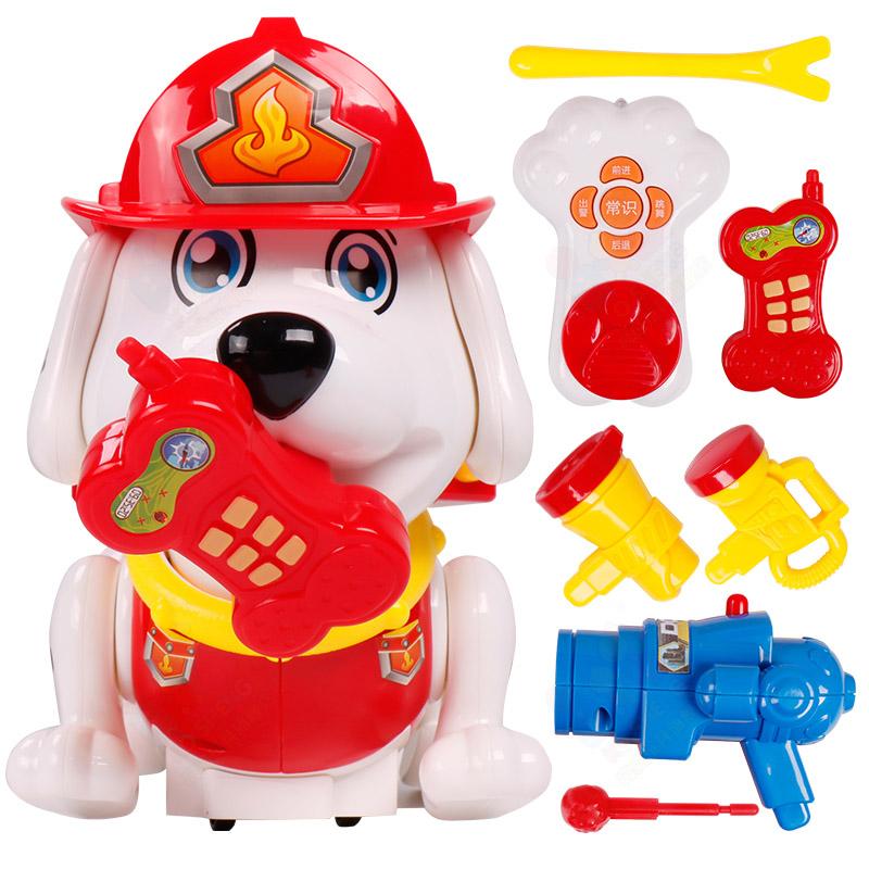 高盛狗狗救援队消防遥控版