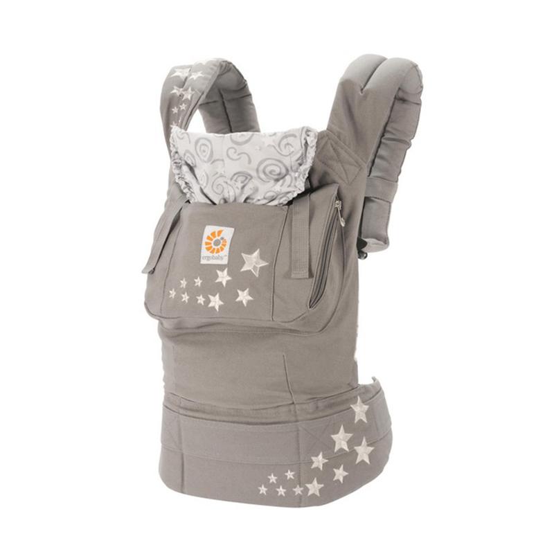 【乐海淘】美国Ergobaby基本款婴儿背带(银河色)香港直邮