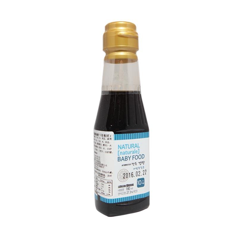 宝宝福德酱油汁(佐餐用)180ml瓶